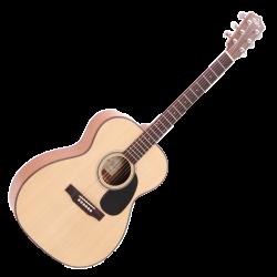 Foto: Leho OMV Akustikgitarre - Frontansicht