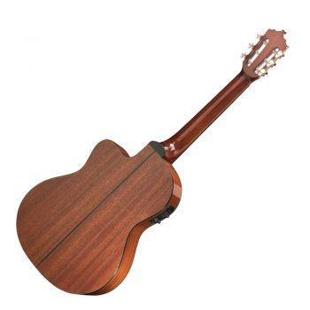Foto: ARTESANO Sonata MC Cut - Klassikgitarre - Ansicht Rückseite