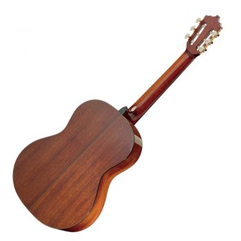 Foto: ARTESANO Sonata MC - Klassikgitarre - Ansicht Rückseite