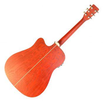 Foto: DiMavery K510 - Akustikgitarren - Ansicht Rückseite