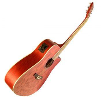 Foto: DiMavery K510 - Akustikgitarren - Ansicht Seite oben