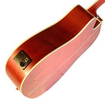 Foto: DiMavery K510 - Akustikgitarren - Ansicht Seite unten
