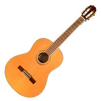 Foto: Hermosa - Klassikgitarren - Ansicht Front
