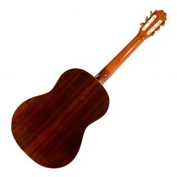 Foto: Hermosa - Klassikgitarren - Ansicht Rückseite