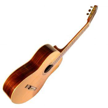 Foto: Hermosa - Klassikgitarren - Ansicht Seite