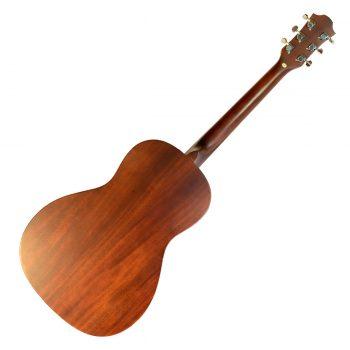 Foto: Hohner Essential Pro EP1-SP - Akustikgitarren - Ansicht Rückseite