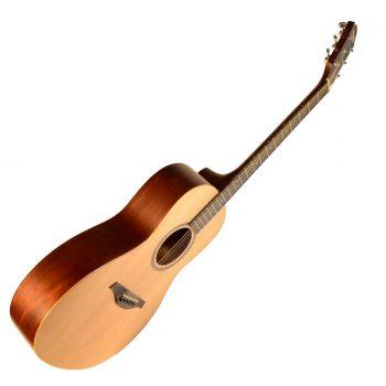 Foto: Hohner Essential Pro EP1-SP - Akustikgitarren - Ansicht Seite