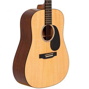 Foto: Martin DRS-2 Road-Serie - Akustikgitarre mit Tonabnehmer - Ansicht Front Seite