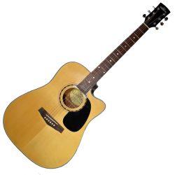Foto: Nashville FAW 802 C Akustikgitarren - Ansicht Front