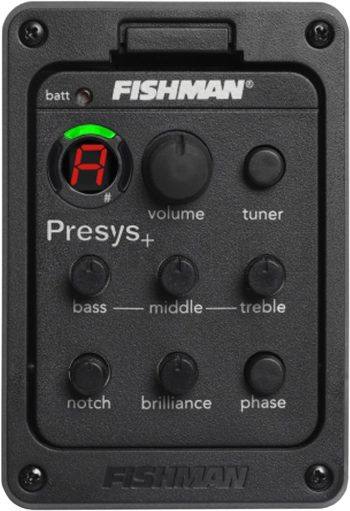 Foto: Fishman Presys Tonabnehmer - Front