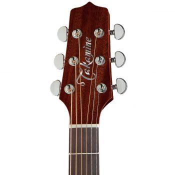 Foto: Takamine EF-261 SAN FX-Artist Legacy - Zedern/Mahagoni Akustikgitarre - Ansicht Kopf Front