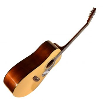 Foto: Takamine Jasmine S 45-SK - Akustikgitarren - Ansicht Seite