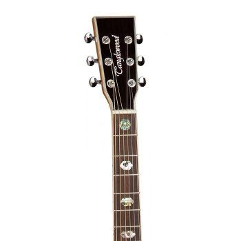 Foto: Tanglewood TW28 SVAB Evolution - Akustikgitarren - Ansicht Hals/Kopf