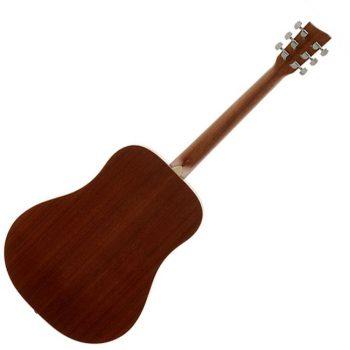 Foto: VGS RT-10 Root-Serie - Akustikgitarre - Ansicht Rückseite