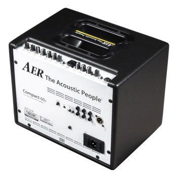 Foto: AER Compact 60 Gitarrenamp/ Gitarrenverstärker - Rückseite Top