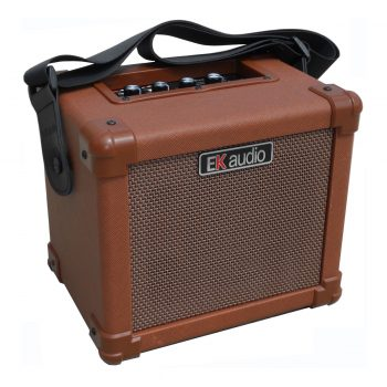 Foto: Akustikamp 10 Watt Gitarrenamp/ Gitarrenverstärker - Front