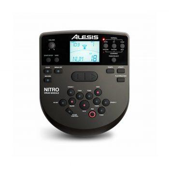 Foto: Alesis Nitro Kit Drummodul für elektronisches Drumset - Front