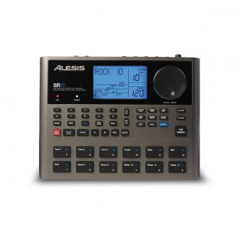 Foto: Alesis SR18 drum machine - Front