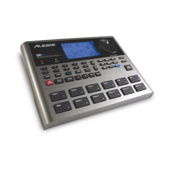Foto: Alesis SR18 drum machine - Top