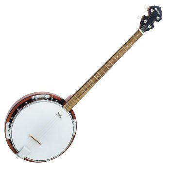 Foto: Banjo 4-saitig, Tenorbanjo - Front