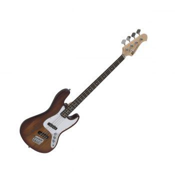 Foto: Bassgitarre - sunburst - Front