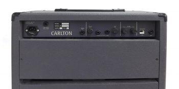 Foto: Carlton Pro Series Gitarrenamp Gitarrenverstärker – Rückseite Detail