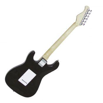 Foto: Fat-Strat - E-Gitarre - Rückseite