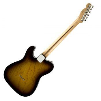 Foto: Fender Classic Player Baja Telecaster E-Gitarre - Rückseite