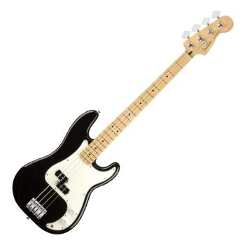 Foto: Fender Player Precision - Bassgitarre black - Front