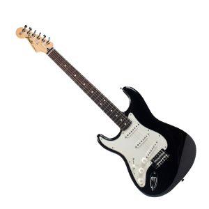 Fender Statocaster Standard BK LH E-Gitarren