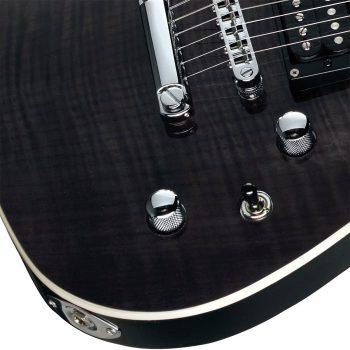 Foto: G&L Tribute Fiorano E-Gitarre - Front Detail