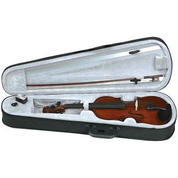 Foto: Violine 3/4 Größe im Koffer - Front