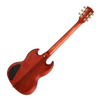 Foto: Gibson SG E-Gitarre - Cherry Matt - Rückseite