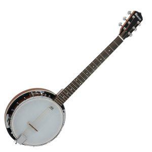 Gitarren-Banjo, Banjo 6-saitig