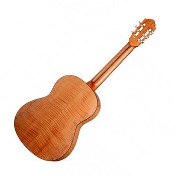 Foto: Höfner HF14 - Klassikgitarre - Rückseite
