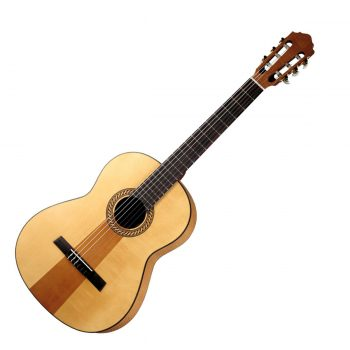 Foto: Höfner HF14 - Klassikgitarre - Anischt Front