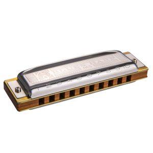 Hohner Blues Harps in verschiedenen Tonarten – Mundharmonikas