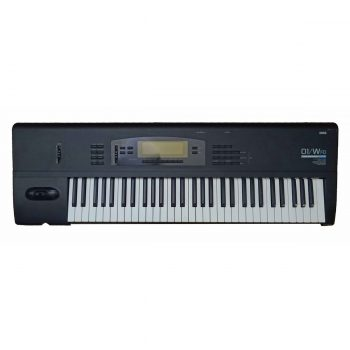 Foto: Korg 01W Synthesizer Tasteninstrumente - Top