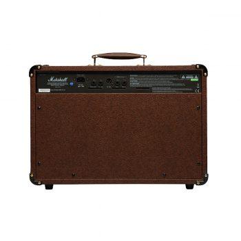 Foto: Marshall AS50D Gitarrenamp/ Gitarrenverstärker - Rückseite