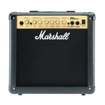 Foto: Marshall MG15CDR Gitarrenamp/ Gitarrenverstärker - Front
