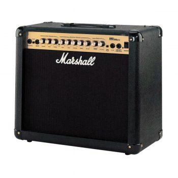Foto: Marshall MG30DFX Gitarrenamp/ Gitarrenverstärker - Front rechts