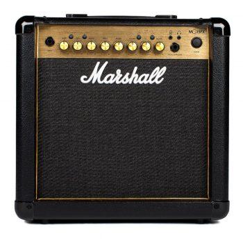 Foto: Marshall MG15FX Gitarrenamp/ Gitarrenverstärker - Front