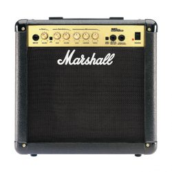 Foto: Marshall MG15CD Gitarrenamp/ Gitarrenverstärker - Front
