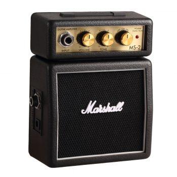 Foto: Marshall Microamp Microbe Schwarz Gitarrenamp/ Gitarrenverstärker - Front