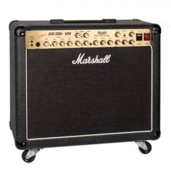 Foto: Marshall TSL601 Gitarrenamp/ Gitarrenverstärker - Front