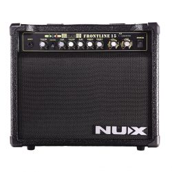 Foto: NUX Gitarrenamp/ Gitarrenverstärker - Front