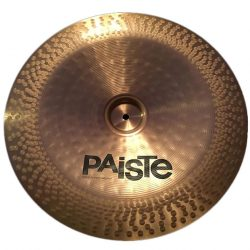 Foto: Paiste 502 Chinabecken - Top