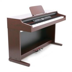 Foto: STP-710 Digitalpiano Tasteninstrumente Top Detail