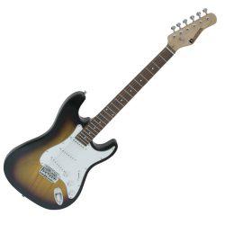 Foto: Strat E-Gitarre aus Komplettpaket