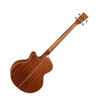 Foto: Tanglewood Akustikbass - Bassgitarre - Rückseite